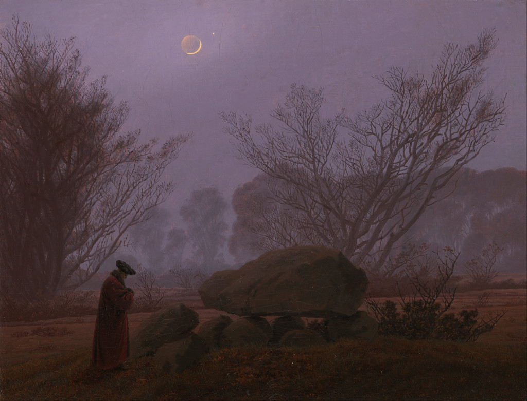 Caspar_David_Friedrich_-_A_Walk_at_Dusk_-_Google_Art_Project