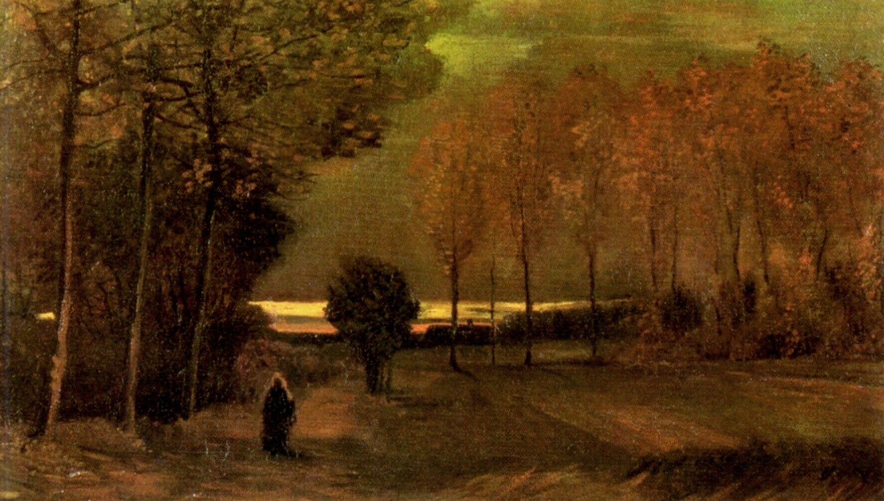 vanGogh-Autumn Landscape