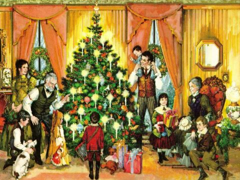 How Did Your Ancestors Celebrate Christmas? | We're All Relative